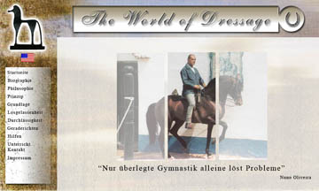 World of Dressage