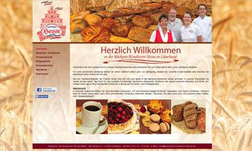 Bäckerei & Konditorei