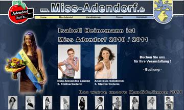 Miss Adendorf