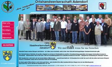 Ortshandwerkerschaft Adendorf